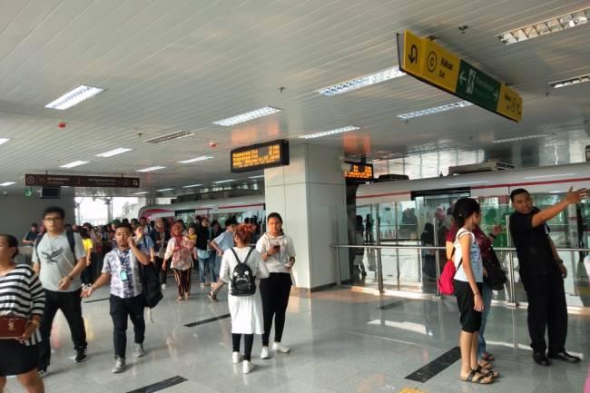 Kata Masyarakat Mengenai LRT Jakarta