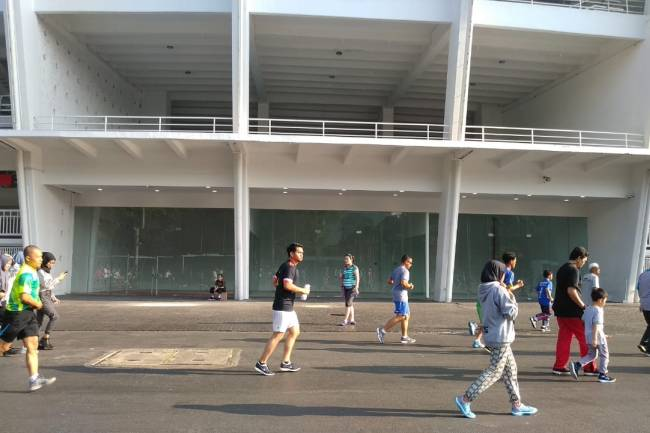 Yuk, Coba Asyik Olahraga Lari!