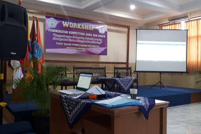 Workshop Pusat Kajian Matematika