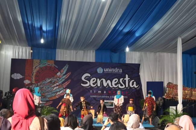 Semarak Pesta 15, dari Unindra untuk Masyarakat