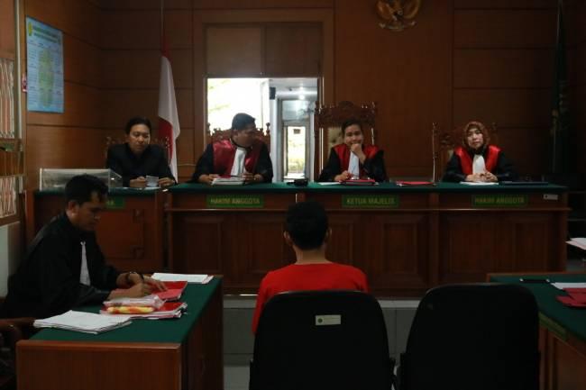 Sidang Lanjutan Ariyanto, Tim Kuasa Hukum Masih Optimis