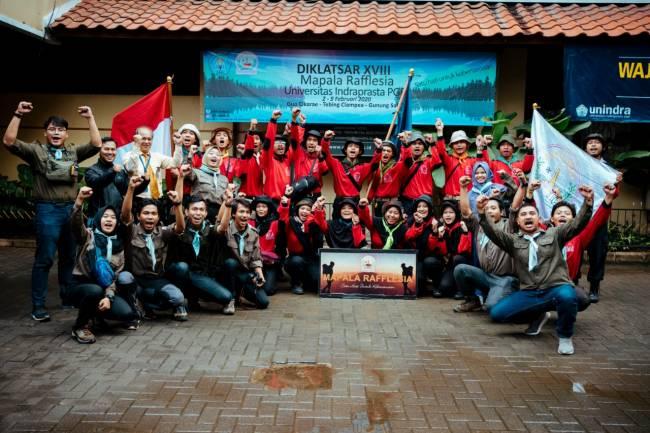 Diklatsar Mapala Rafflesia XVIII, Terselip Momen 'Ambyar'