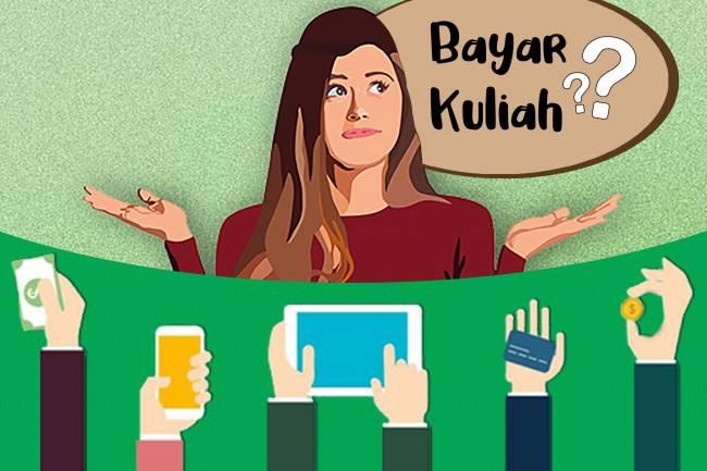 Kuliah Online Berjalan, Keringanan SPP Tidak Diberlakukan