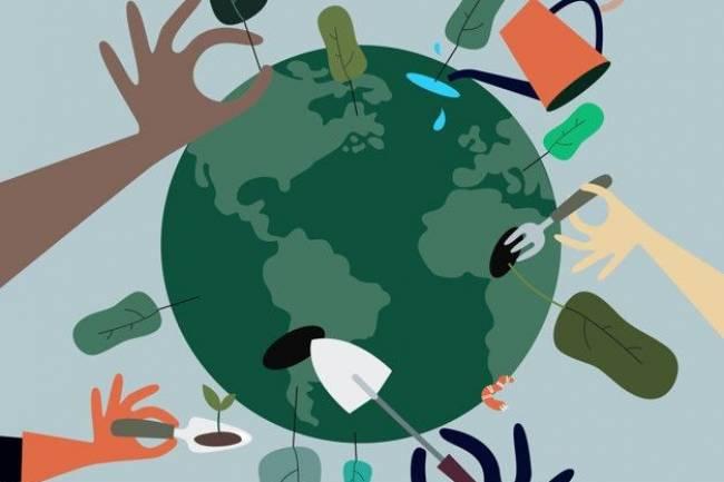 Hari Bumi ke-50: Jaga dan Rawatlah Bumimu, Bumiku, Bumi Kita.