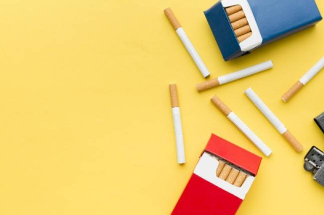 Rokok dan Pria