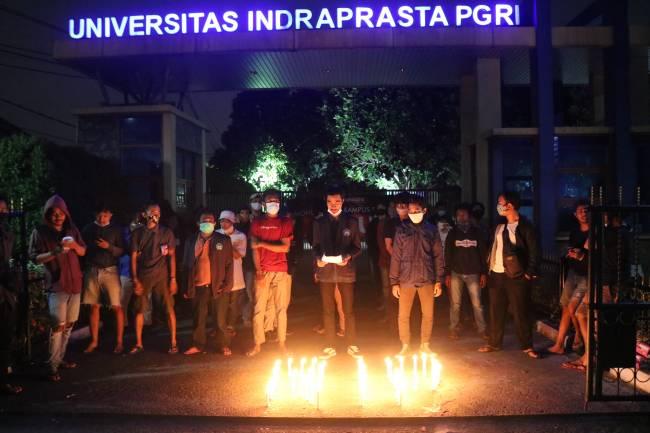 Pernyataan Sikap Mahasiswa Unindra atas Pengesahan UU Cipta Kerja