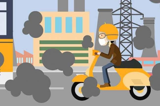 Kualitas Udara Jakarta Perlu Perbaikan, Bondan Andriyanu: Pencemaran Udara Butuh Ketegasan dari Pemerintahan