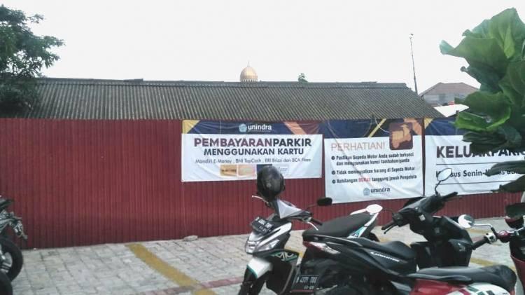 Rencana dan Peralihan  Penggunaan e-Money Pada Sistem Parkir Universitas Indraprasta PGRI