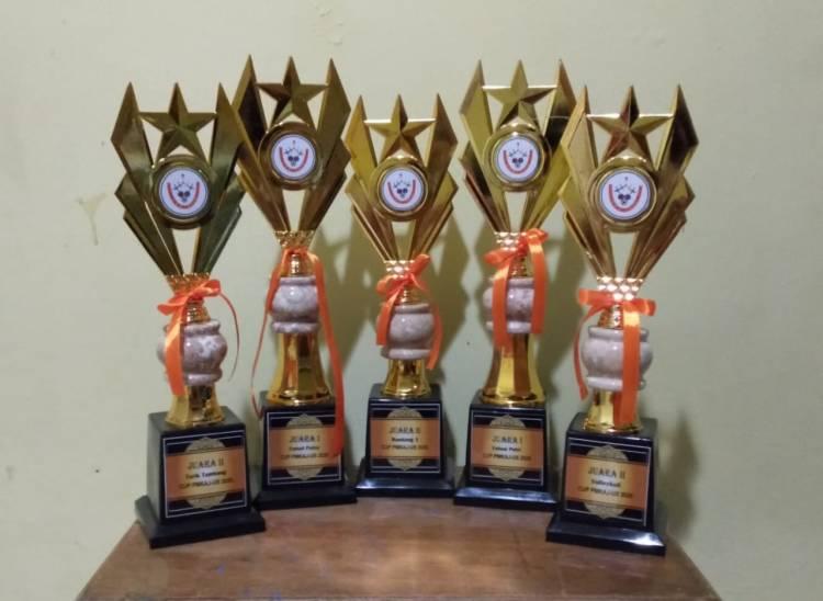 KMK Unindra Mengukir Prestasi dengan Raih Lima Piala