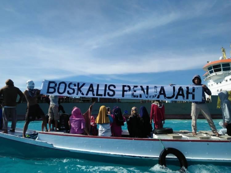 Siaran Pers: Mengecam Tindakan Penangkapan 3 Jurnalis Pers Mahasiswa oleh Dit. Polairud Polda Sulsel