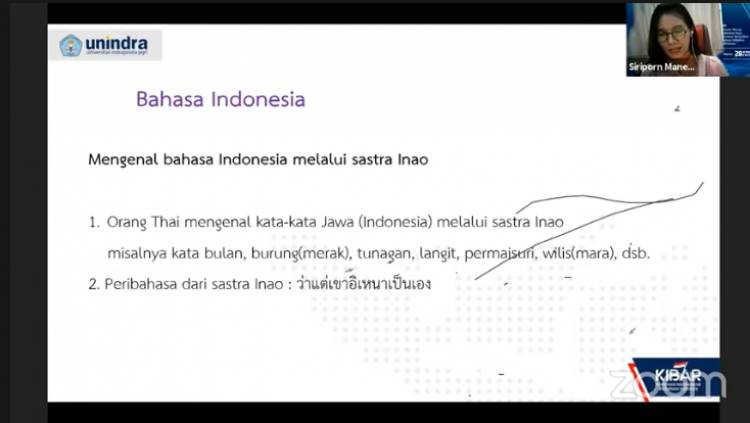 Kajian Bahasa dan Sastra dalam Konferensi Internasional Berbahasa Indonesia