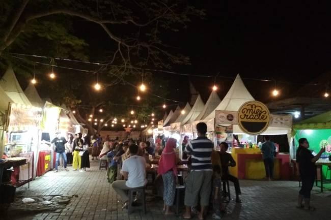Festival Makanan di Rumah Belanda