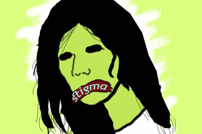 Untuk Gondrongers : Mampus Kau Dikoyak-koyak Stigma