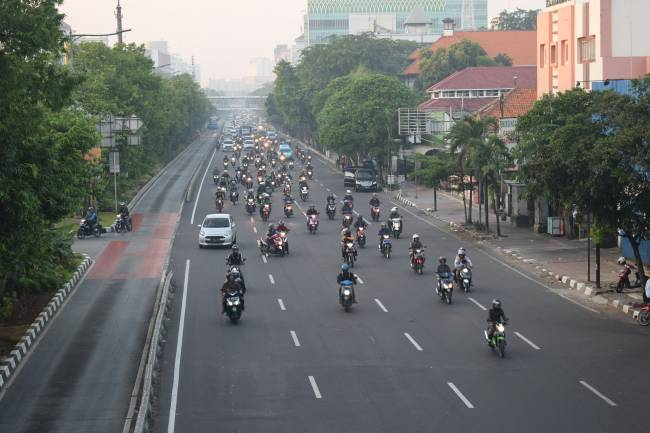Selimut Jahat Jakarta