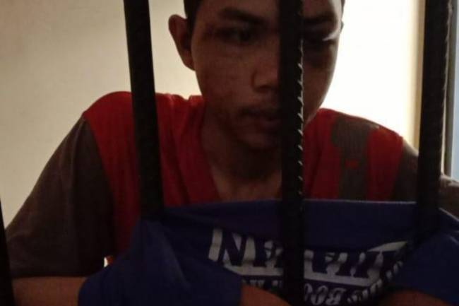Cerita di Balik Aksi Reformasi Dikorupsi, Ariyanto Korban Penganiayaan.