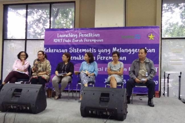 Diskusi Tematik : UU P-KDRT Masih Jalan di Tempat
