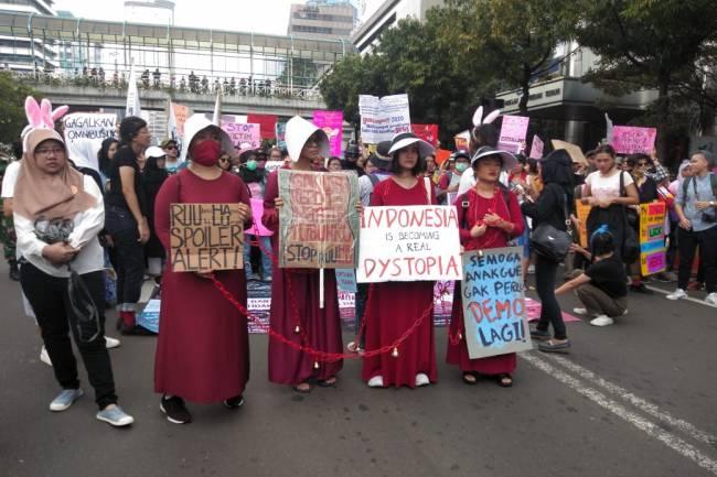 International Women's Day 2020, Saatnya Perempuan Menyuarakan Haknya