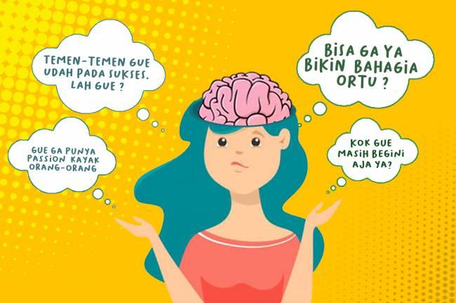 Memasuki Waktu Indonesia Overthinking