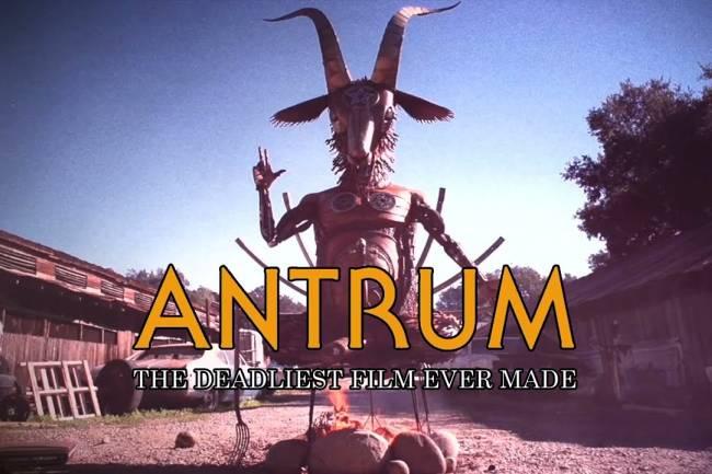 Film Antrum dan Kutukan Mematikan di dalamnya