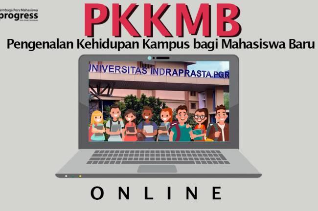 Akibat Pandemi, PKKMB Unindra Dilakukan secara Daring