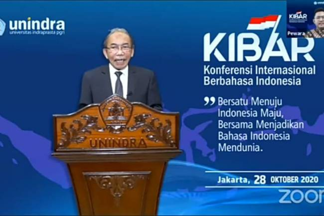 Unindra sebagai Pelaksana Konferensi Internasional Berbahasa Indonesia