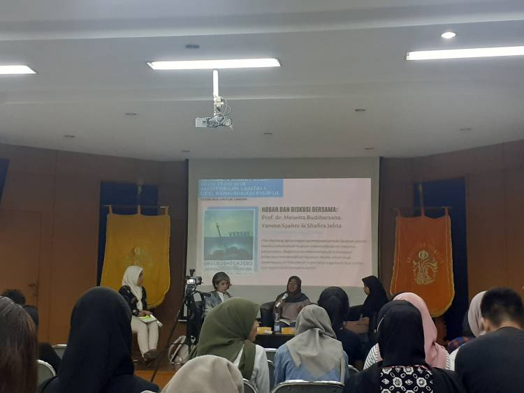Diskusi dan Nobar untuk Menyambut Hari Perempuan Sedunia