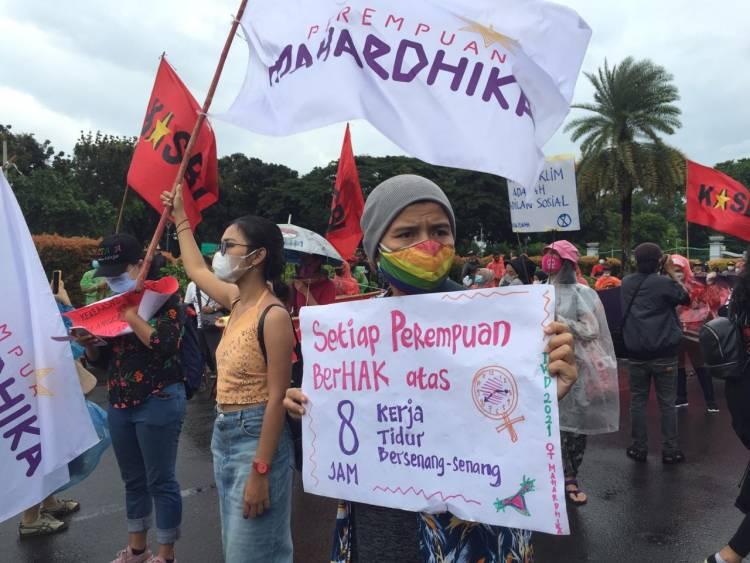 International Women's Day: Ada Hak Perempuan yang Harus Selalu Diperjuangkan