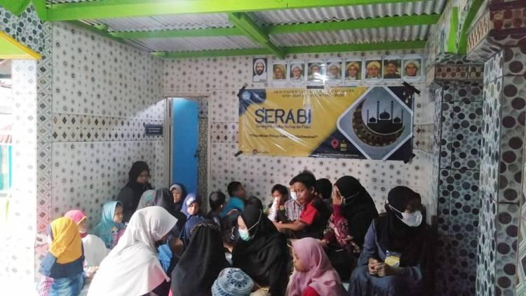 Semangat Berbagi di Bulan Ramadan, Skema Unindra Berikan Santunan